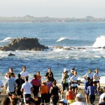 Half Marathon on Monterey Bay