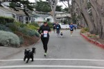 Running in the dog-friendly 2K