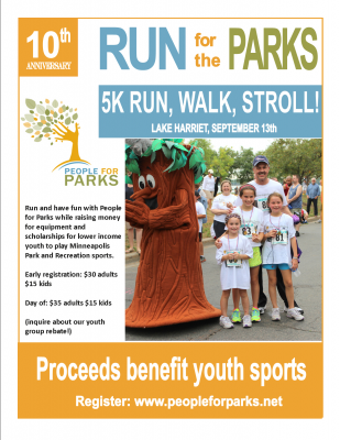 Run for the Parks 5K