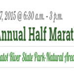 Arkansas park trail running marathon