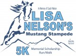 Lisa Nelson's Mustang Stampede 5K Memorial Scholarship Run