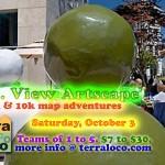 Mountain View Artscape 5k, 10k