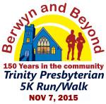 2015 Trinity Berwyn 5K