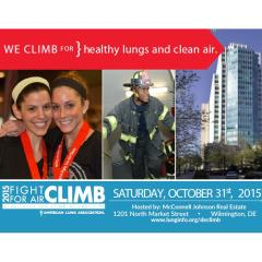 2015 Fight For Air Climb