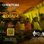 Knees 2 War Chouteau