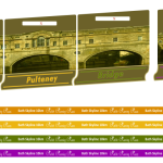 Pulteney Bridge Interlocking Medals!