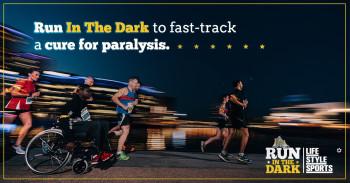 Life Style Sports Run in the Dark Dublin