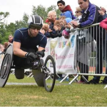 Wheelchair Half Marathon