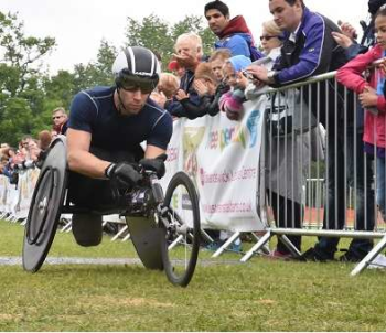St Albans Wheelchair Half Marathon