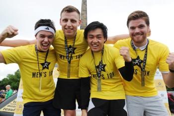 Edinburgh Men's 10K 2016