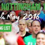 Nottingham 10K Uk races