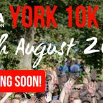 York UK 10 K races