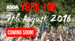 York UK 10 K races