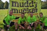 Get your teams together for the Muddy Mucker©