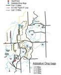 Ultra marathon Mauthe Lake Recreation Area