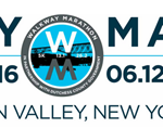 Walkway marathon event