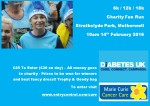 Marie Curie Cancer Care & Diabetes UK Running Event