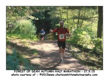 Forest of Dean Autumn Half