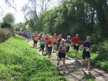Houghton Trail 11K Run