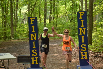 3rd Annual Jacobsburg 5 & 10 Mile Trail Race