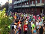 Starting Line on Beaver Street