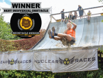 The Deathslide at The Nuclear Races