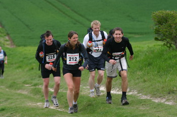Three Forts Marathon