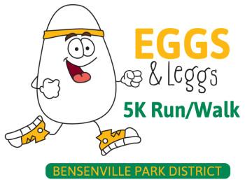John Kurtz Eggs & Leggs 5K Run/Walk