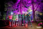 Go wild through the night on Scotland's toughest night half marathon