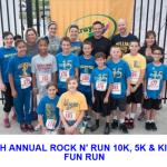 Kids Run events PA