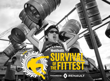 Men's Health Survival of the Fittest – London