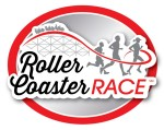 RUN OR RIDE (or both) with the Roller Coaster Race!