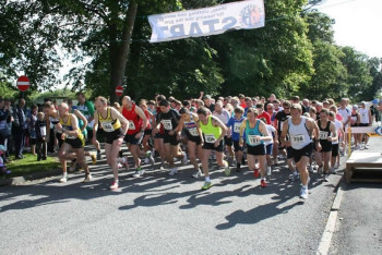 Wythall and Hollywood 5k