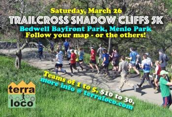 TrailCross Shadow Cliffs 5k