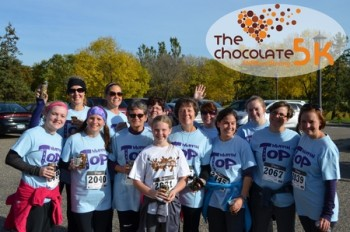 The Chocolate 5K Minneapolis