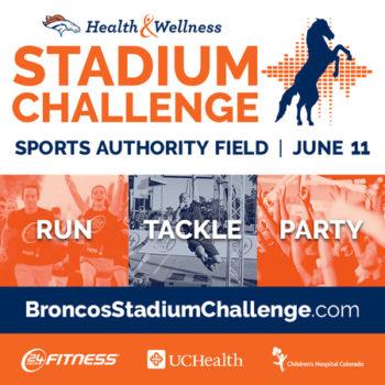 Broncos Stadium Challenge