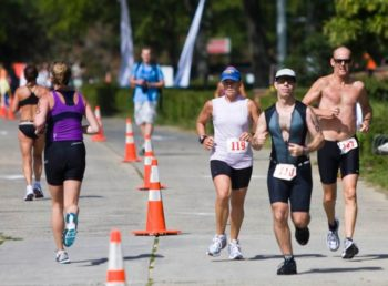 Sri Chinmoy 10K Race at Harriman State Park