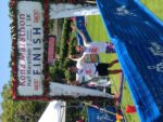 Kona Marathon Events Finish Line