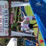 Kona Marathon Events Finish Line
