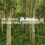Half marathon event Colorado