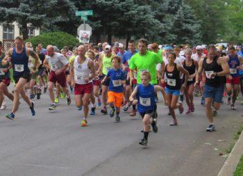 Firecracker Four-Miler Run/Walk & Kids Fun Run