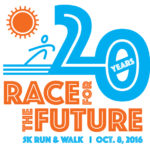 Race for the Future Logo