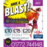 Galloway's Colour Blast 5k