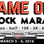 Little Rock Runnong events