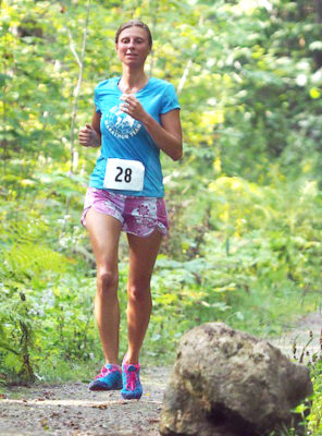 Sri Chinmoy Trail 10KM & Half-Marathon