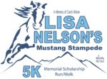 Lisa Nelson's Mustang Stampede 5k