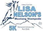 Lisa Nelson's Mustang Stampede 5k
