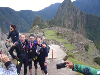 Official 26.2 mile Inca Trail Marathon