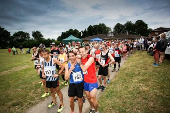 Bassingbourn 'brainstrust' Half Marathon