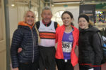 Ron Hill with runners
